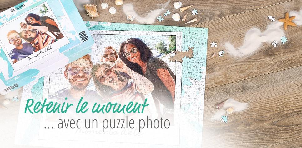 Votre photo sur un puzzle de qualité de puzzleyou.com