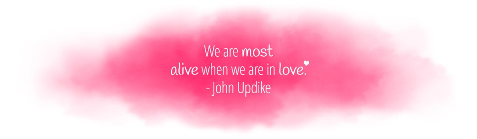 Romantic Valentine's Day messages for your photo puzzle collage - Quote 2