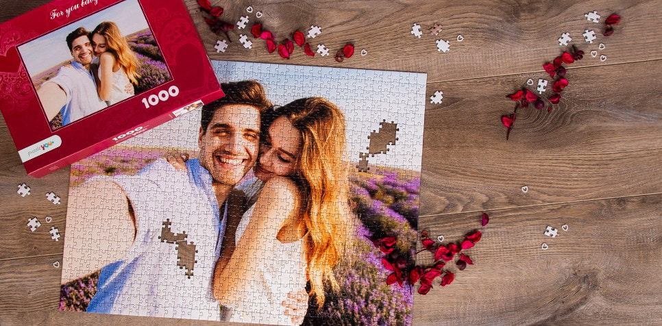 Creative Valentine's Day gifts with your own pictures